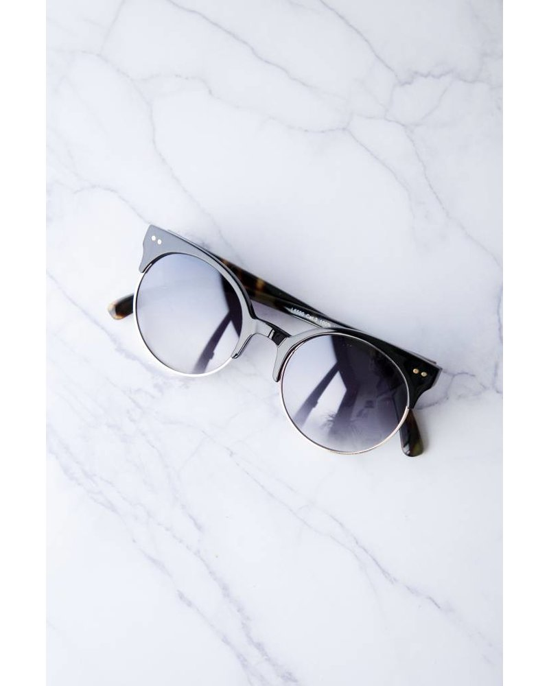 FLORENCE BLACK - SUNGLASSES