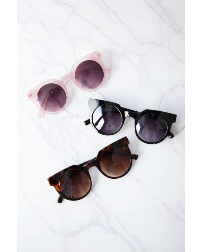 LADY LEO BROWN - SUNGLASSES