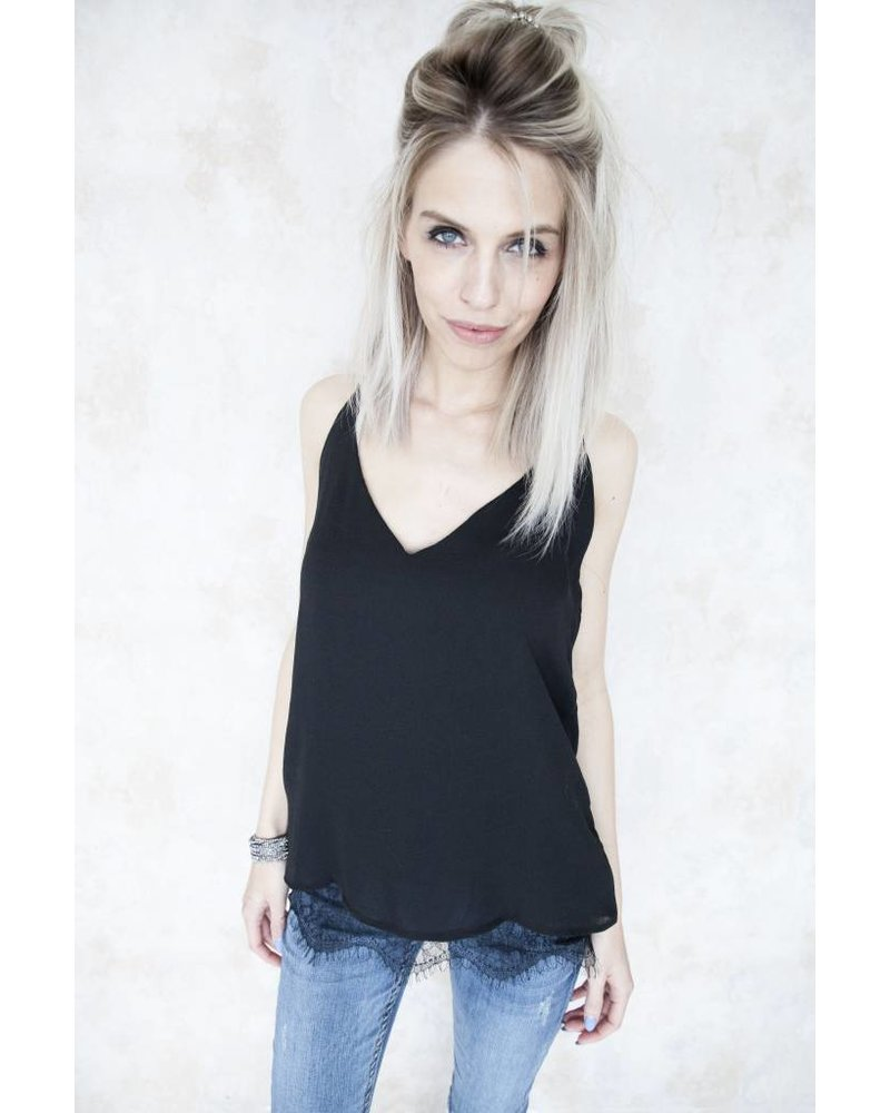 GAELLE BLACK - TOP
