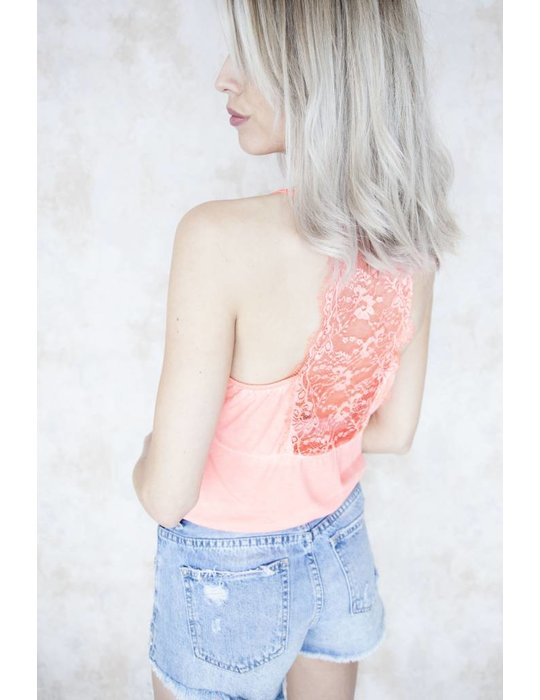 LIZZY LACE CORAL