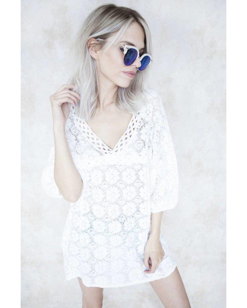 SUMMER DIVA WHITE - TUNIEK