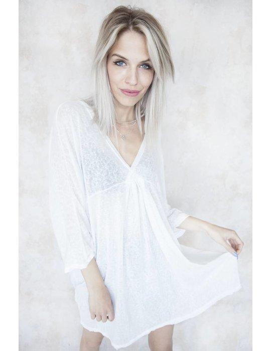LONG MANON WHITE
