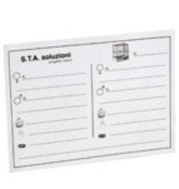 S.T.a. Soluzioni Kweekkaart voor art. 114205