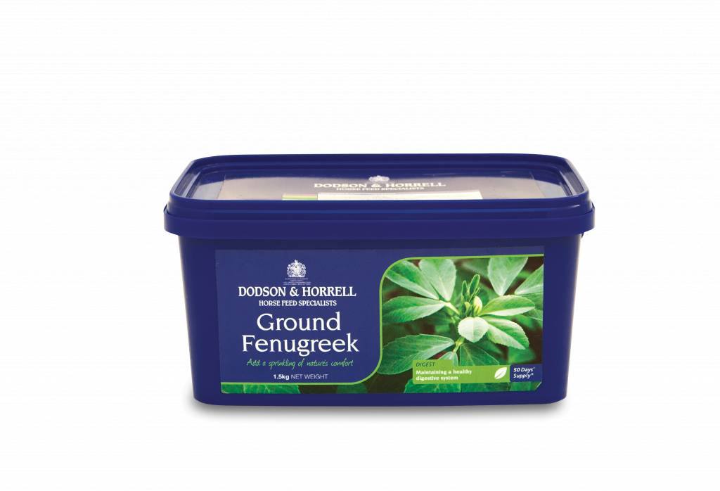 Dodson & Horrell Dodson & Horrell Ground Fenugreek 1,5 kg