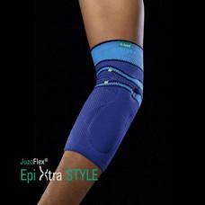 Juzo JuzoFlex® Epi Xtra STYLE - Blauw (Dark blue sensation)