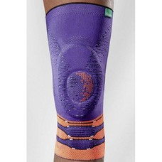 Juzo JuzoFlex® Genu Xtra STYLE - Paars oranje (Purple Lightning)