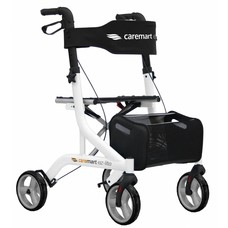 Caremart EZ-Lite rollator - Wit