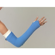 Cameleone  Overtrek arm - Blauw