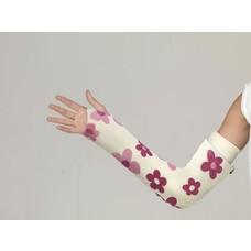 Cameleone  Overtrek arm - Bloemen