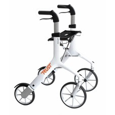 TrustCare Let's Fly rollator - Wit