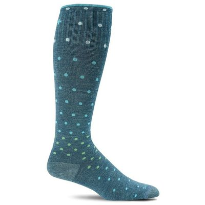 Sockwell On the spot - Dames - Turquoise