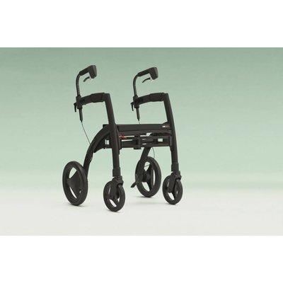 Rollz Rollz Motion rollator/rolstoel - Zwart (matt black) - NIEUW