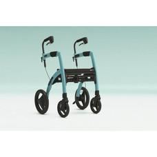 Rollz Rollz Motion rollator/rolstoel - Blauw  (island blue)