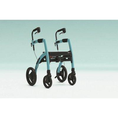 Rollz Rollz Motion rollator/rolstoel - Blauw  (island blue) -  NIEUW