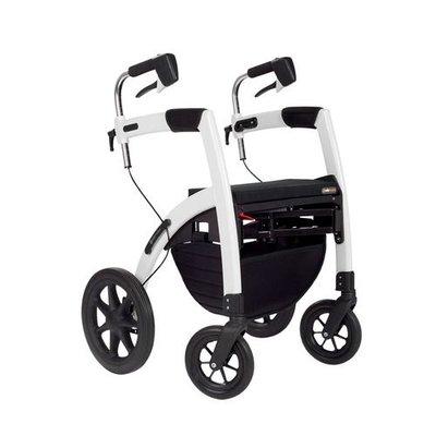 Rollz Rollz Motion - de rollator en rolstoel ineen - Grijs