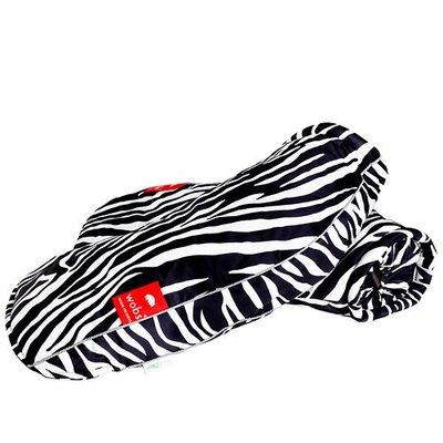 Wobs Rollator/fiets handschoenen - Zebra