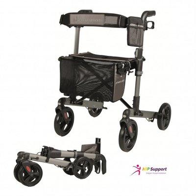 Wheelz Ahead TRACK dubbel opvouwbare rollator