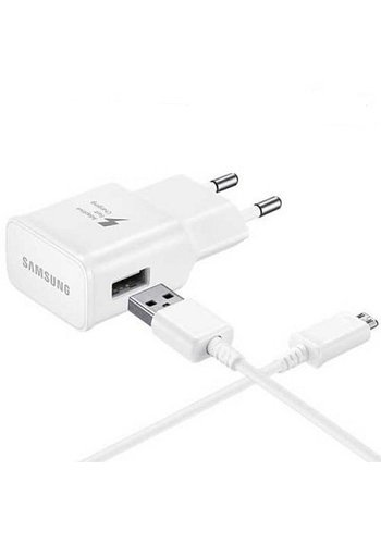 Samsung Fast Charging Adapter 2A Inclusief Kabel