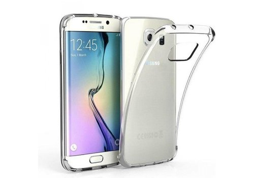 Samsung Galaxy S6 Edge 360 % Full Body Case Transparant