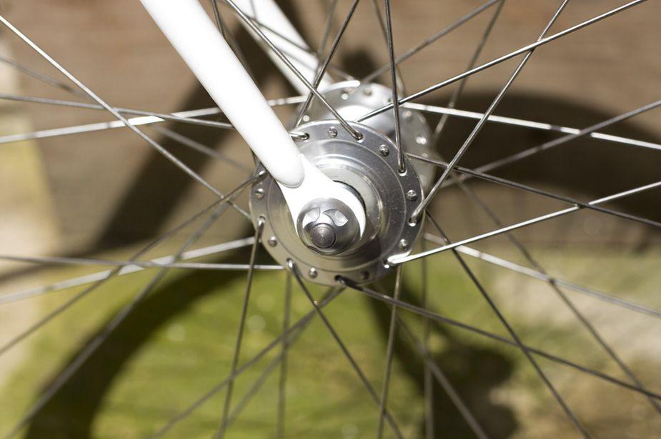 BLB / Pinhead Pinhead - Solid Axle wheel lock - M10