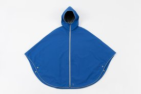 Otto London Otto London - Urban Poncho, Royal Blue