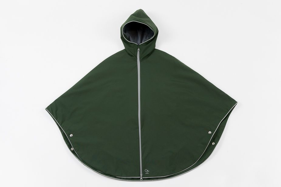 Otto London - Urban Poncho, Kombu Green