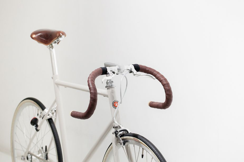BLB - Track drop bar in Silver