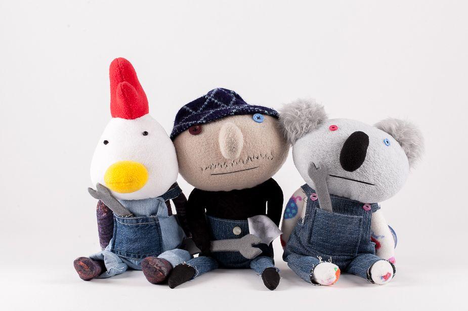 The Bobby Dazzler x tokyobike dolls