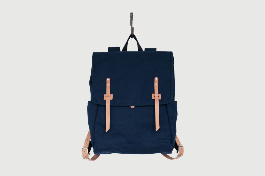 MAKR Farm Ruck Sack, Navy