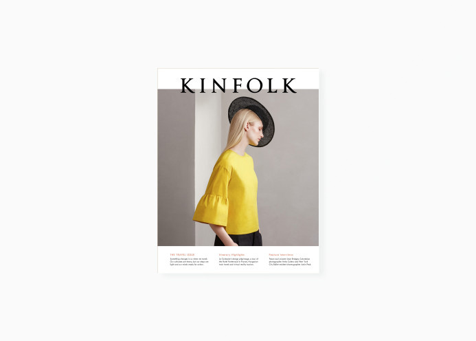 Kinfolk - Magazine Vol.20