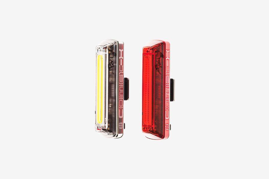 Moon - Lights, Comet-X, USB rechargeable, pair