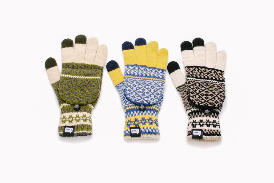 tokyobike x EVOLG - Touch Screen Gloves, MIT