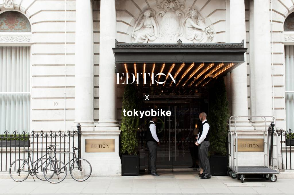 tokyobike x Edition