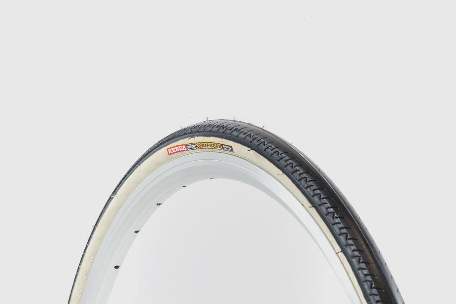KENDA Kenda - Tyre, K196, Black/Ivory, (650x25c) for CS650c, Sport and Single Speed