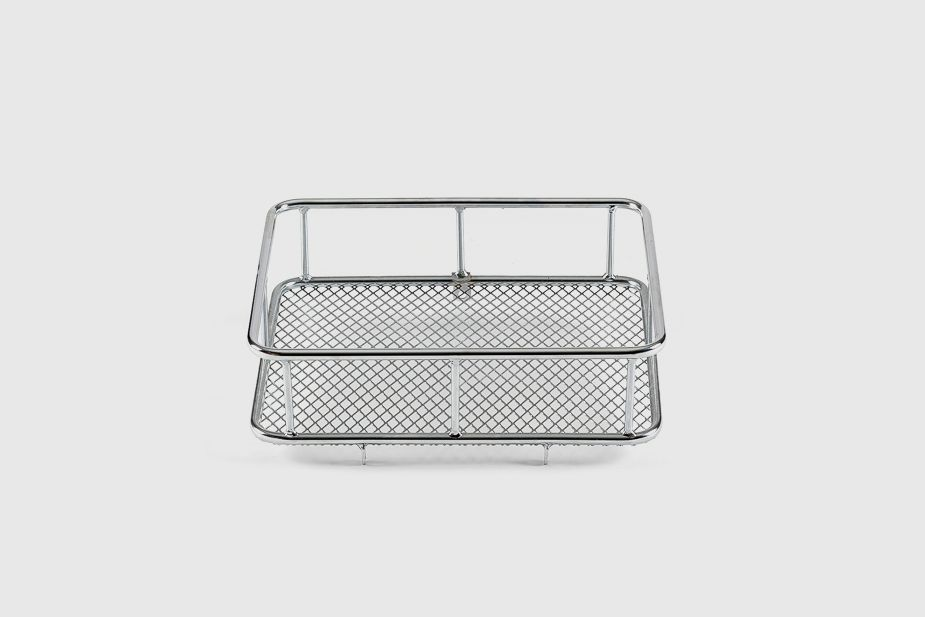 BLB - Take Away Tray, Silver