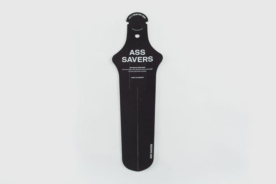 Ass Saver - Crazy Black (Extended)