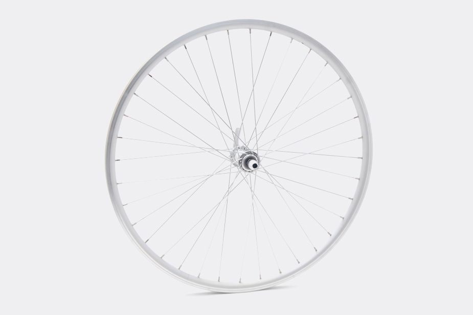 JALCO - Front Wheel, DRX-4000 650c 36H Silver / Silver (CS650)
