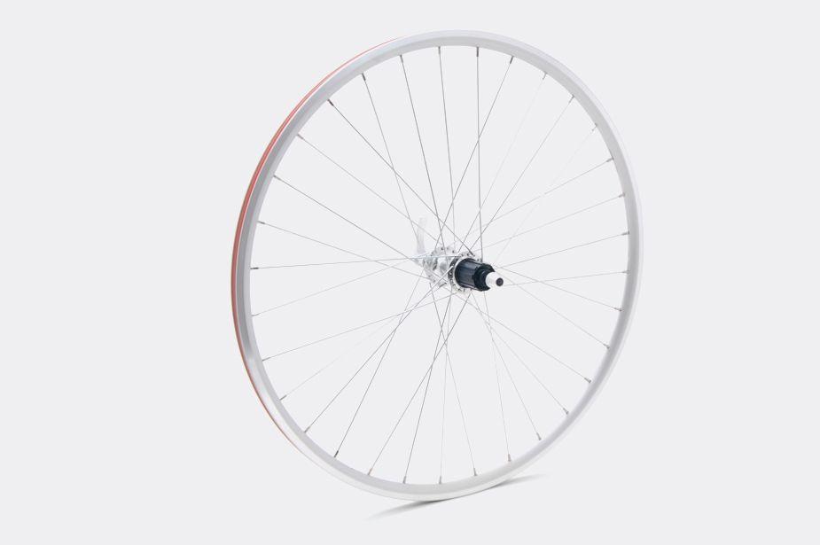 tokyobike - Wheel, 650c, Silver/Silver (CS650c, Rear)