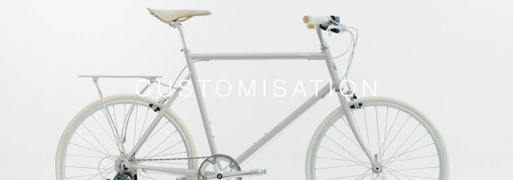 Customisation: CS26 Comfort