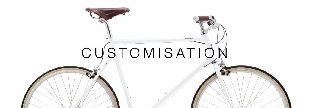 Customisation CS650 Limited