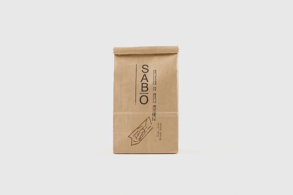 SABO - Japanese Organic Tea, Sannen BanCha, 50g