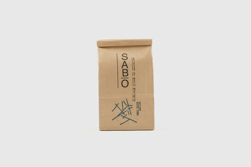 SABO - Japanese Organic Tea, Hoji Cha, 50g