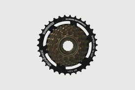 7 SPEED Freewheel - Bisou