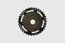 7 SPEED Freewheel - Bisou