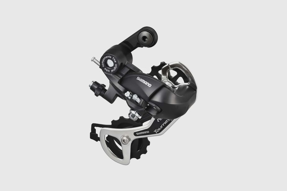 TOKYOBIKE SHIMANO - Rear Derailleur Tourney ARDTX35D (for Bisou)
