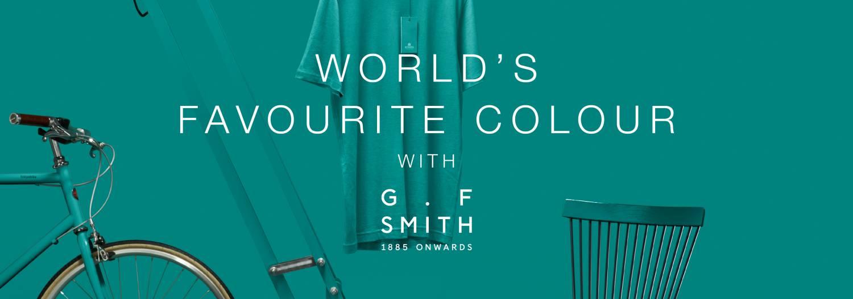 World's Favourite Colour