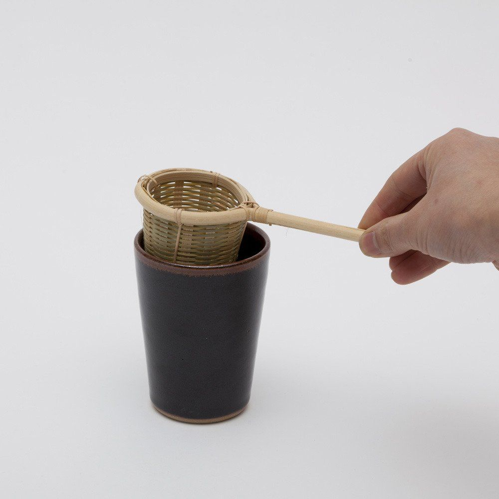 MOMOSAN SHOP Momosan Shop - Bamboo Tea Strainer