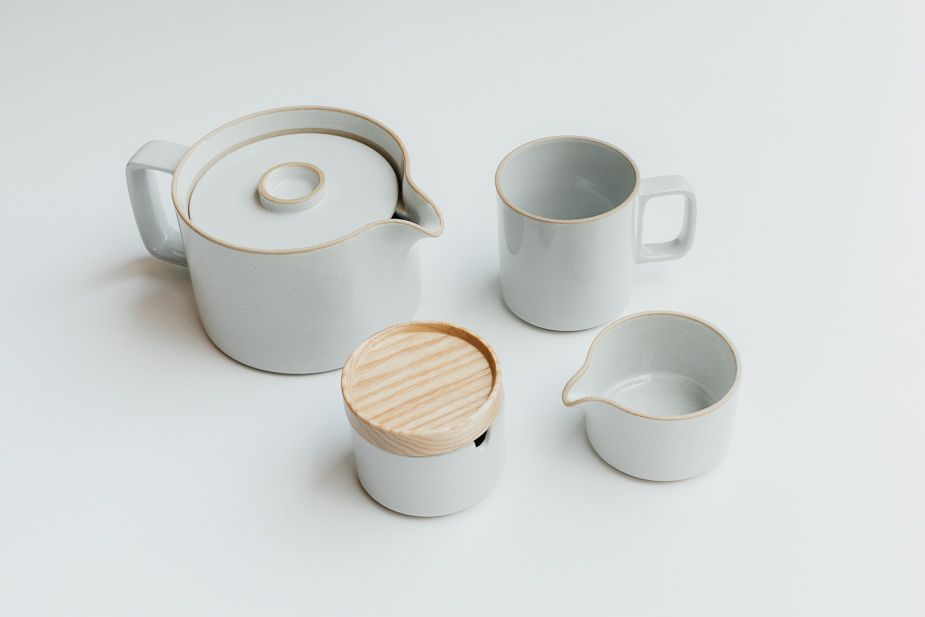 Hasami Small Wooden Tray (φ85x21)