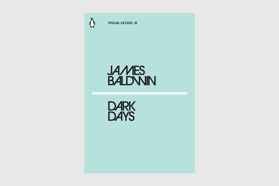 Penguin Modern 38, James Baldwin, Dark Days