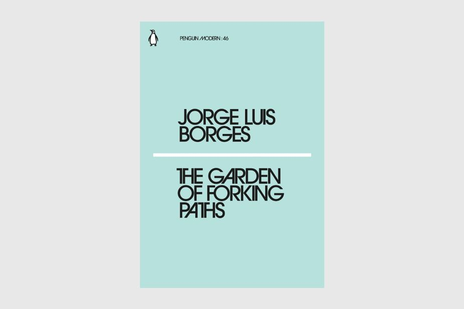 Penguin Modern 46, Jorge Luis Borges, The Garden of Forking Paths
